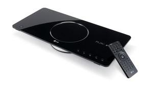 DVD-плеер LG TS-200 завоевал уже три престижных награды в 2009 году за дизайн и инновации