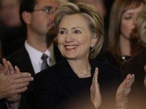 Обама объявил о назначении Хиллари Клинтон госсекретарем США