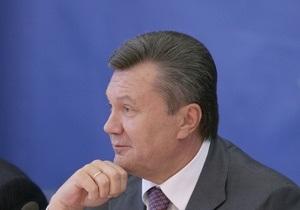 Янукович назвал Ежеля министром иностранных дел и поручил надеть чиновникам портянки