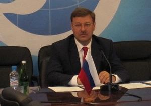 Глава Россотрудничества заявил, что у него  сердце кровью обливается  из-за украинских студентов