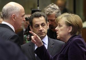 Фотогалерея: Безумство храбрых. Саммит в Каннах может стать последней попыткой спасти евро