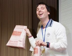 В Киеве прошла дегустация коньяка для блогеров