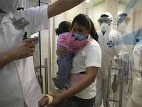 Минздрав Мексики официально подтвердил семь случаев смерти от свиного гриппа