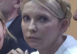 Адвокат: Состояние здоровья Тимошенко ухудшилось
