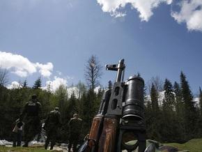 МВД Грузии обвинило Абхазию в обстреле полицейского поста