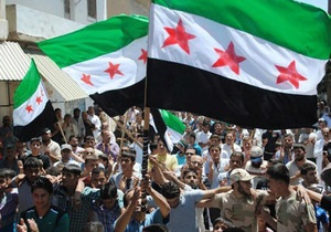 Оппозиция Сирии получила из Турции первую партию зенитно-ракетных комплексов