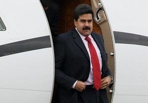 В Украину прибыл министр иностранных дел Венесуэлы