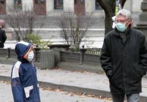 Более пятисот украинцев стали жертвами гриппа и ОРВИ