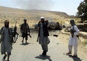 В Афганистане уничтожен один из лидеров Талибана