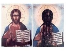 В Киев несут кровоточащую икону