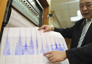 Рядом с Фукусимой произошло сильное землетрясение. Объявлена угроза цунами