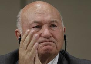 Лужков назвал Единую Россию  партией-служанкой