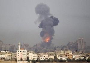 Сектор Газа покинули 70 украинцев