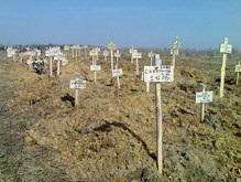 В Макеевке освободят места для захоронений за счет могил бомжей и безродных