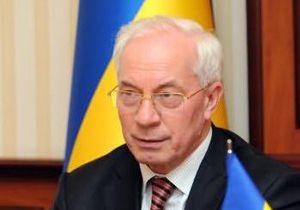 Азаров рассказал, как должны решаться проблемы на Ближнем Востоке и в Северной Африке