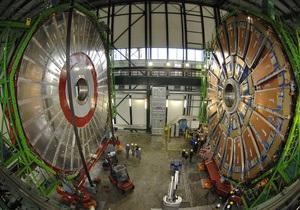 Большой адронный коллайдер закрывается на долгий ремонт