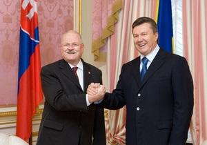Янукович рассказал о своих ожиданиях от саммита Украина-ЕС