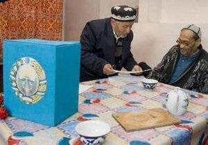 В Узбекистане проходят парламентские выборы