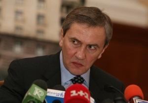 Черновецкий написал заявление об отставке