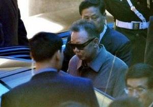 Ким Чен Ир посетил северо-восточный Китай