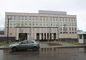 США открыли новое посольство в Киеве