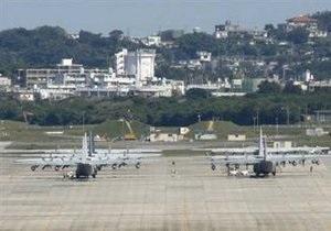 США и Япония договорились о переносе базы морпехов на Окинаве