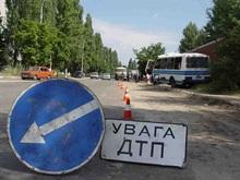 В Донецкой области в результате ДТП травмированы 13 человек