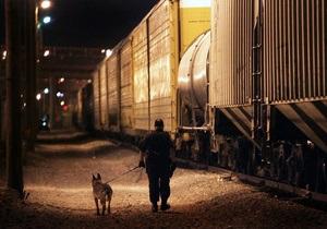 На юге Франции ограблен товарный поезд