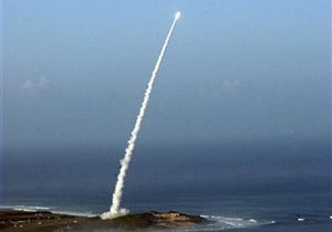США успешно испытали ракету для системы ПРО в Европе