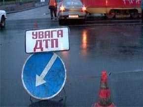 Вчера вечером в Киеве произошло два ДТП, в которых погибли трое человек