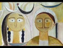 Картина иранского художника впервые ушла с молотка за $1 млн