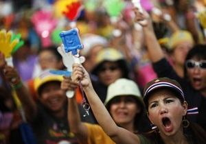 В Таиланде предприниматели вышли на антирусскую демонстрацию