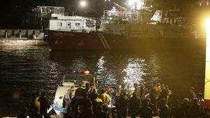 На борту потерпевшего крушение на Москве-реке катера находилось 17 человек