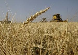 Украина начала распределение квот на экспорт зерна