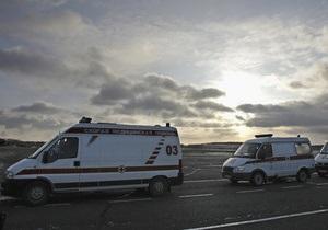 В Беларуси в ДТП попал микроавтобус с 14 украинцами