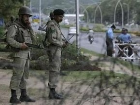 В столице Пакистана прогремел взрыв у здания полиции