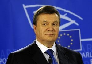 В Европарламенте подчеркивают важность участия Януковича в переговорах с ЕС
