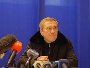 Черновецкий ушел в отпуск