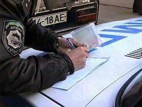 За последние сутки в Украине задержаны 742 нетрезвых водителя