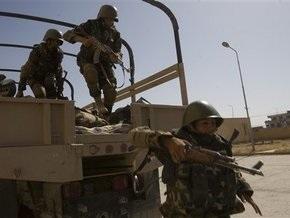 Талибы попытались взять штурмом город на севере Афганистана