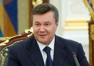 Сегодня Виктор Янукович празднует день рождения