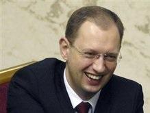 Вслед за Ющенко декларацию о доходах подал Яценюк