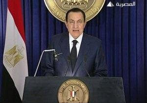 В Египте руководители правящей партии подали в отставку (обновлено)