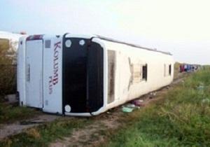 МИД уточнил, что в ДТП в Румынии пострадали 14 детей из Украины