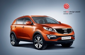 Kia Motors удостоена высших наград конкурса Red Dot Design awards