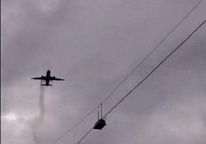 В лондонском Хитроу сел самолет с горящим двигателем