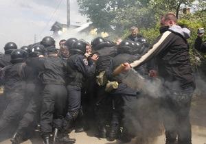 Могилев направит во Львов специалистов, которые дадут оценку действиям милиции 9 мая