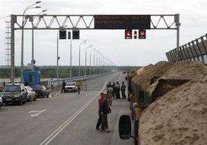 Мост через Волгу, который раскачало с амплитудой в метр, открыли для легковых автомобилей