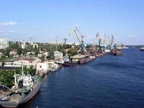 В херсонском порту задержано российское судно