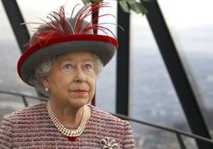 Члены Истинной ИРА выступили против визита Елизаветы II в Ирландию